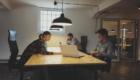 Mobili per un ufficio co-working