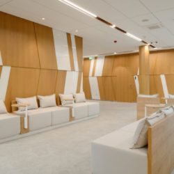 Mobili per clinica medica per sala d'attesa