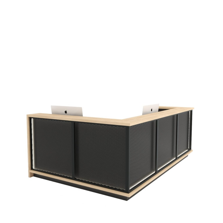 Modena Reception Desk